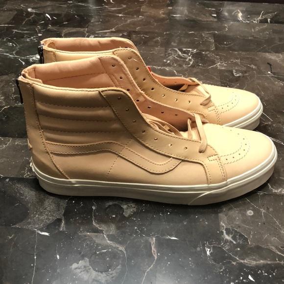 Vans Ultra Cush Premium Leather